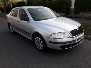 2008 Skoda octavia classic.58 reg.*plus rac inspected* For Sale