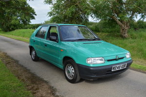 Skoda Felicia L For Sale by Auction