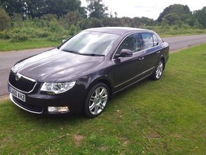 2010 Skoda Superb TDI CR170 DSG (39k miles) Immaculate  For Sale