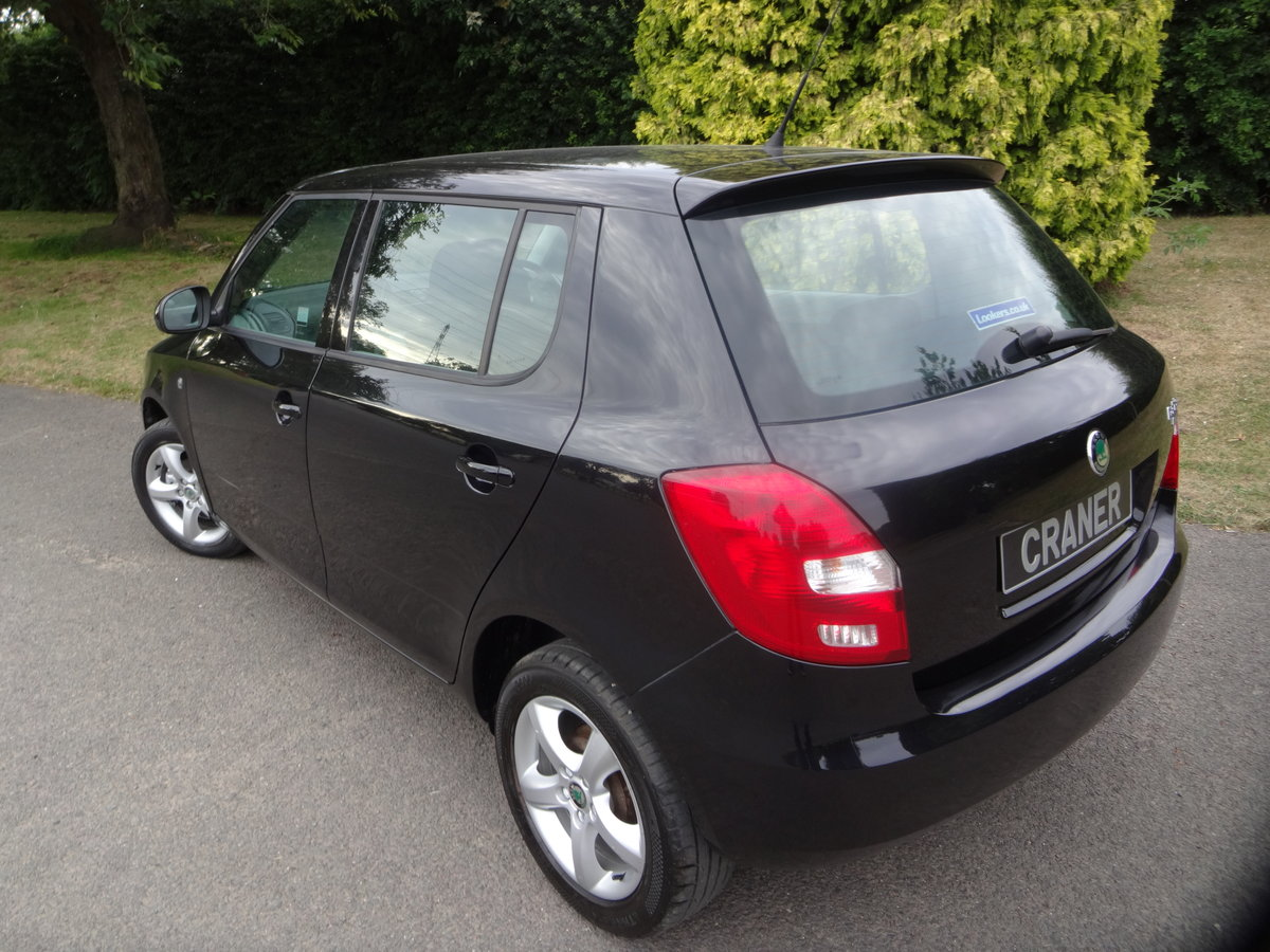 2010 Scoda Fabia SOLD (picture 5 of 6)