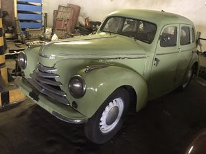 1949 Skoda Tudor 1102 For Sale