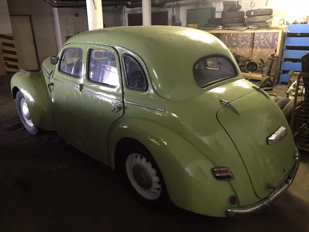 1949 Skoda Tudor 1102 For Sale (picture 2 of 6)