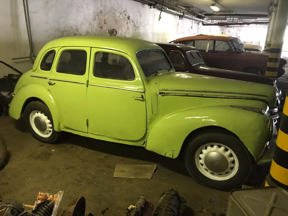1949 Skoda Tudor 1102 For Sale (picture 5 of 6)