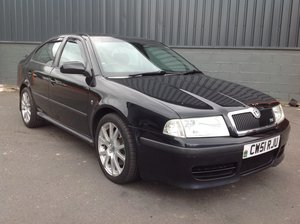 2002 SKODA OCTAVIA VRS 1.8T MK1  For Sale