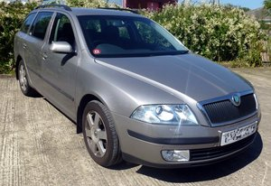 2006 SKODA OCTAVIA AUTO ESTATE