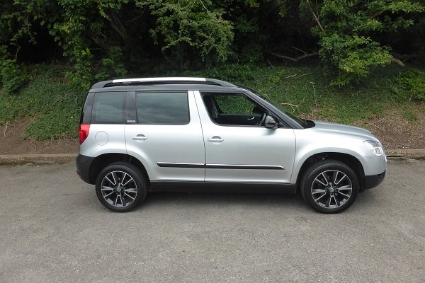 2013 Skoda Yeti 2.0 Diesel SOLD (picture 1 of 4)
