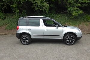 2013 Skoda Yeti 2.0 Diesel For Sale