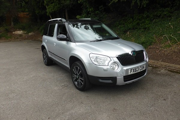 2013 Skoda Yeti 2.0 Diesel SOLD (picture 2 of 4)