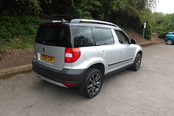 2013 Skoda Yeti 2.0 Diesel SOLD (picture 3 of 4)