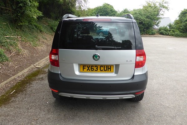 2013 Skoda Yeti 2.0 Diesel SOLD (picture 4 of 4)