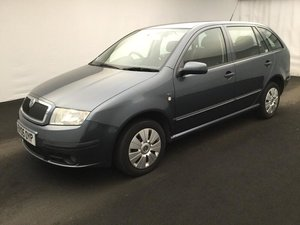 2005 SKODA FABIA 1.2 AMBIENTE ESTATE LOW MILES FULL SKODA HISTORY