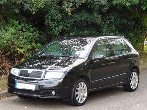 2005 Skoda Fabia vRS 1.9 TDi.. FSH.. Family Owned.. Bargain
