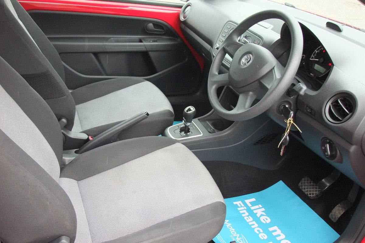 2012 SKODA CITIGO 1.0 SE 12V 3DR AUTOMATIC For Sale (picture 6 of 6)