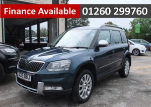 2015 SKODA YETI 1.2 OUTDOOR SE TSI DSG 5DR AUTOMATIC, 5 Door For Sale