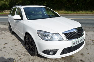 2012 Skoda Octavia 2.0 Vrs Blackline Estate For Sale