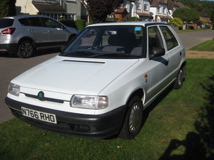 1996 Skoda Felicia 1.3 Lxi Plus with 100 year Badges