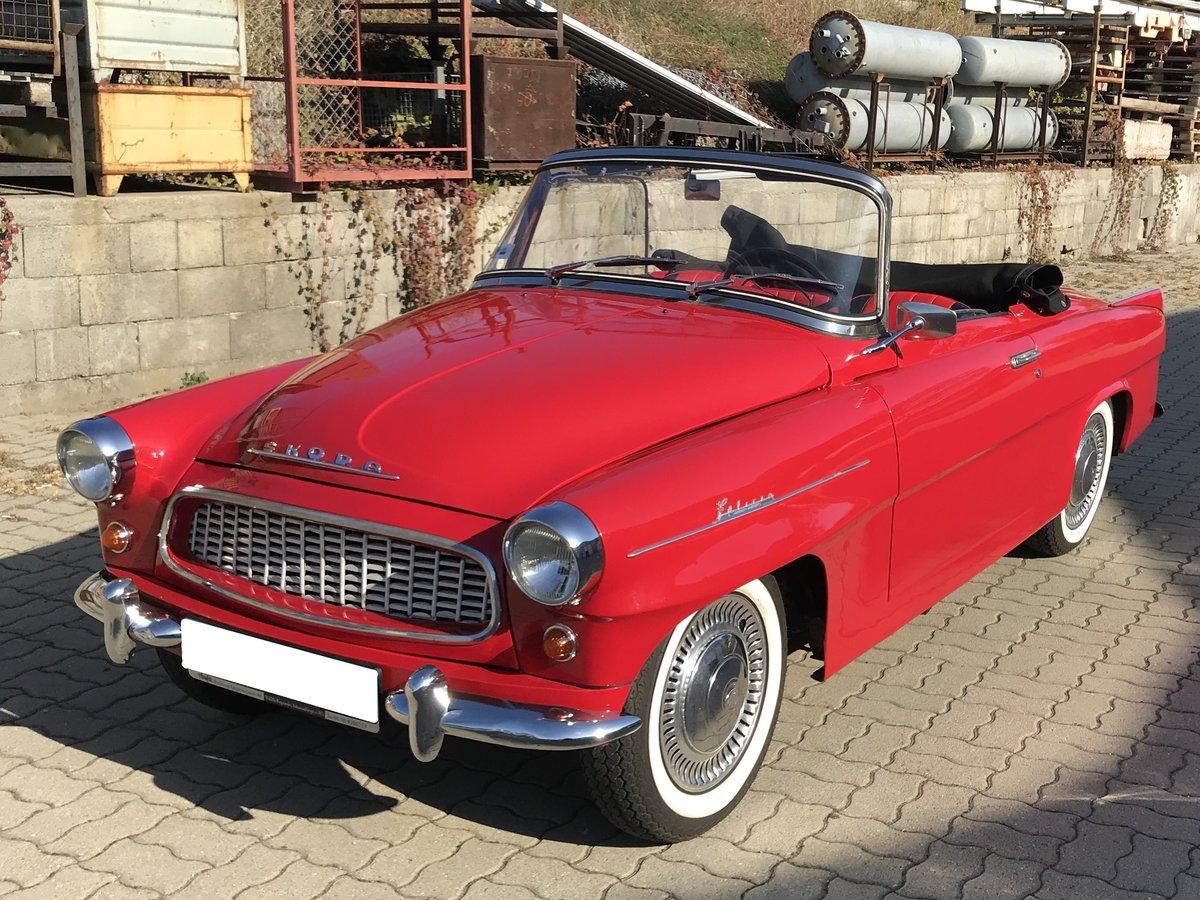 1962 Skoda Felicia  For Sale (picture 1 of 6)