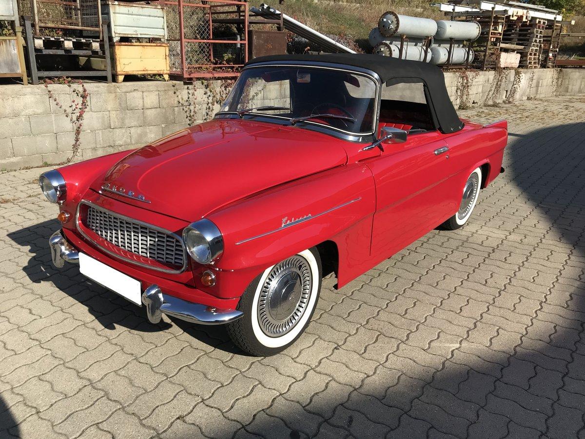 1962 Skoda Felicia  For Sale (picture 3 of 6)