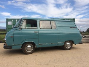 1978 Skoda 1203 Van Camper - Taz - Super Rare For Sale