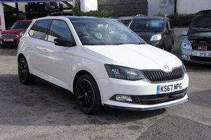 2017 Skoda Fabia Monte Carlo TSi 110  For Sale