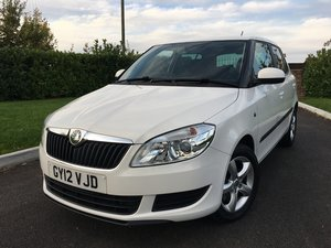2012 Skoda Fabia 1.2 TSI SE Plus 105 SOLD