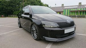 2016 Fabia Monte Carlo Estate Lightly Modified