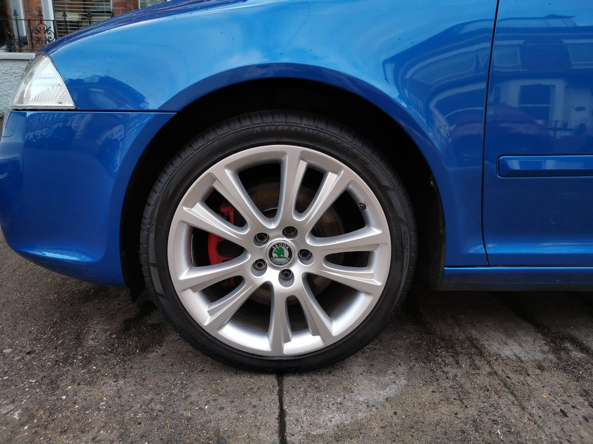 2007 Skoda octavia vrs tdi 170 bhp low miles For Sale (picture 4 of 6)
