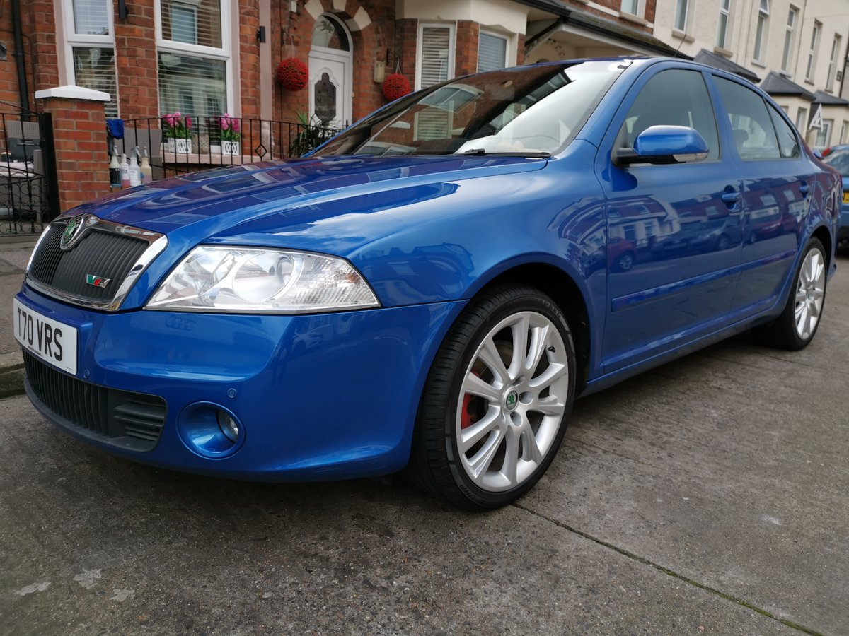 2007 Skoda octavia vrs tdi 170 bhp low miles For Sale (picture 6 of 6)