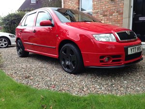 2004 Skoda fabia 1.9tdi 130bhp vrs special edition For Sale