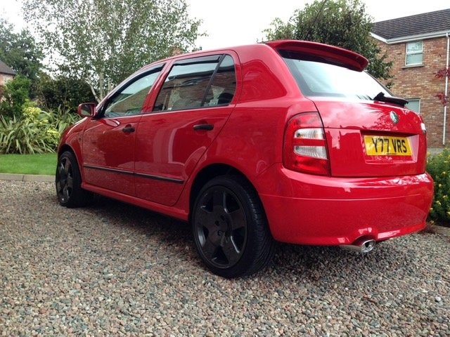 2004 Skoda fabia 1.9tdi 130bhp vrs special edition SOLD (picture 5 of 6)