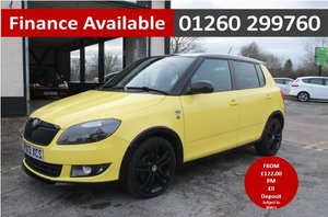 Picture of 2013 SKODA FABIA 1.6 MONTE CARLO TDI CR 5DR YELLOW SOLD
