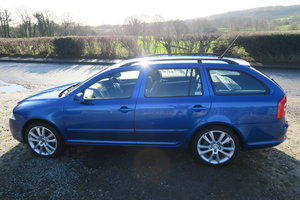 2006 *SOLD* (Nov) Skoda Octavia Estate 2.0T FSI vRS 6sp