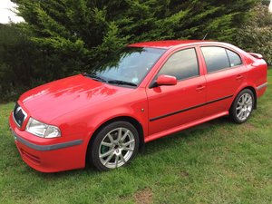 Lot 30 - A 2002 Skoda Octavia 1.8 20V Turbo RS - 09/2/2020 SOLD by Auction