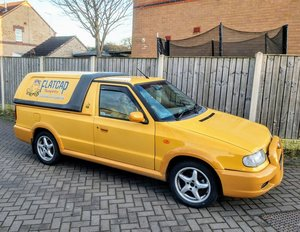 2001 Skoda Felicia Fun - Rare For Sale