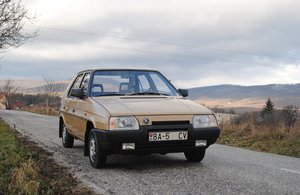 Skoda Favorit 136L rare first model with 30k miles