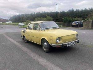 1973 Skoda S100