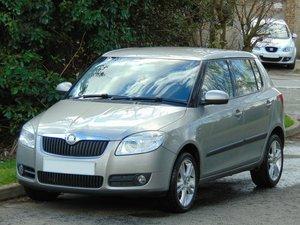 2007 Skoda Fabia 3 1.6 16v Petrol.. New Shape.. FSH.. Hi-Spec..