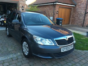 2009 Skoda Octavia S Tdi Estate SOLD