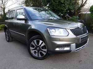 2017 SKODA Yeti 1.4 TSI Laurin & Klement Outdoor 4WD (s/s) 5dr 20