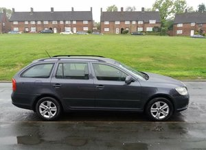 Skoda Octavia 2.0 TDI, 6 speed manual