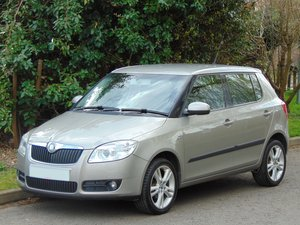 Skoda Fabia 3.. New Shape.. FSH.. Nice Example.. Bargain..