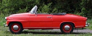 1959 Skoda Felicia Convertible