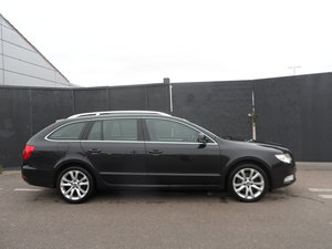 2012 287,000 MILES STILL DRIVING LIKE 80K SKODA SUPERB EST 12 REG