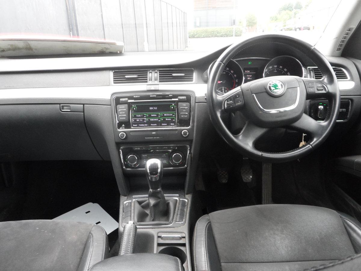 2012 287,000 MILES STILL DRIVING LIKE 80K SKODA SUPERB EST 12 REG For Sale (picture 4 of 6)