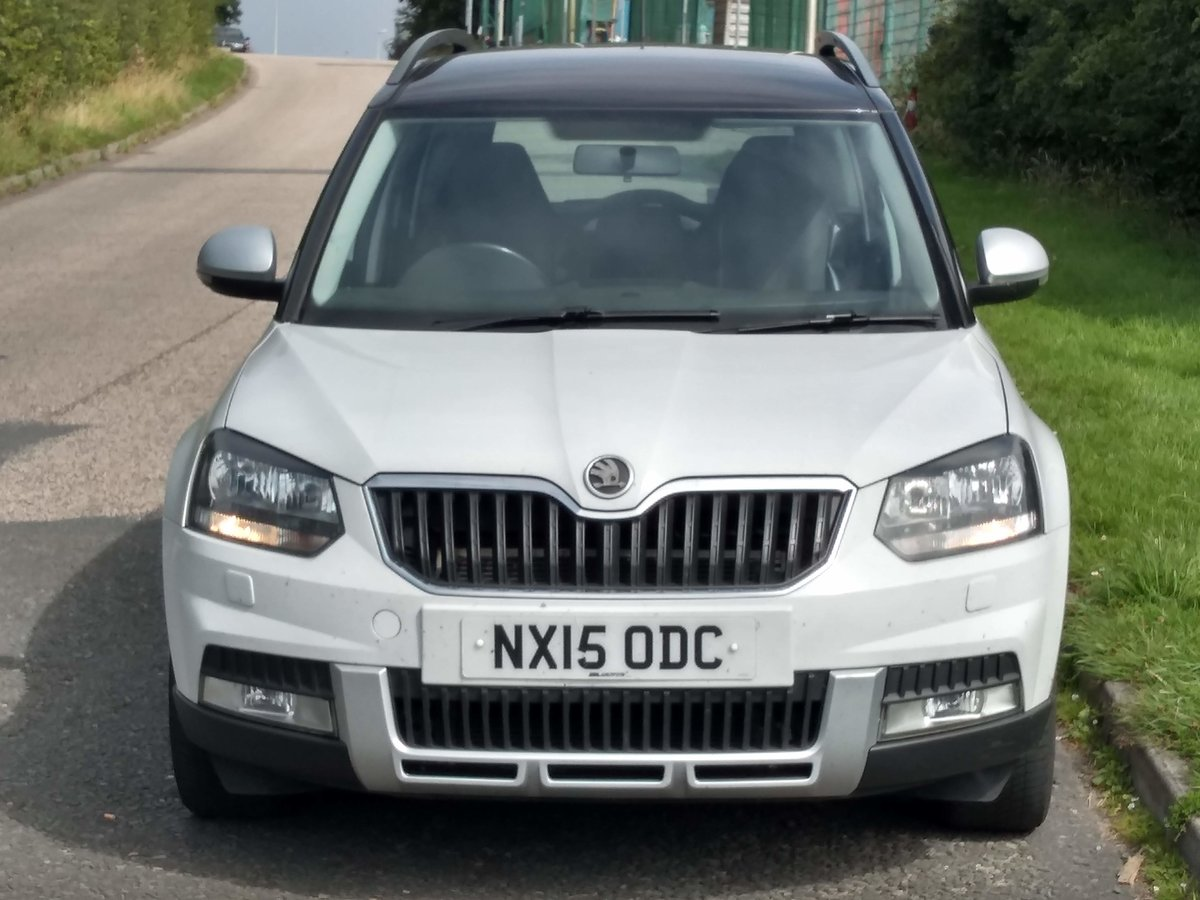 2015 1.6 SE TDI Greenline II, £30 Tax For Sale (picture 2 of 6)