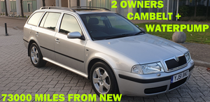 Picture of 2001  1.9 tdi 110 elegance estate 2 owners 73000 miles