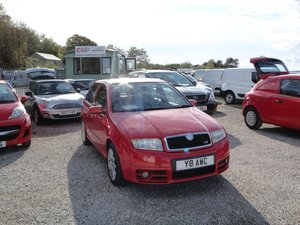 Picture of 2003 SKODA FABIA 1.9 TDI VRS **ONLY 83,000 MILES WITH FSH**