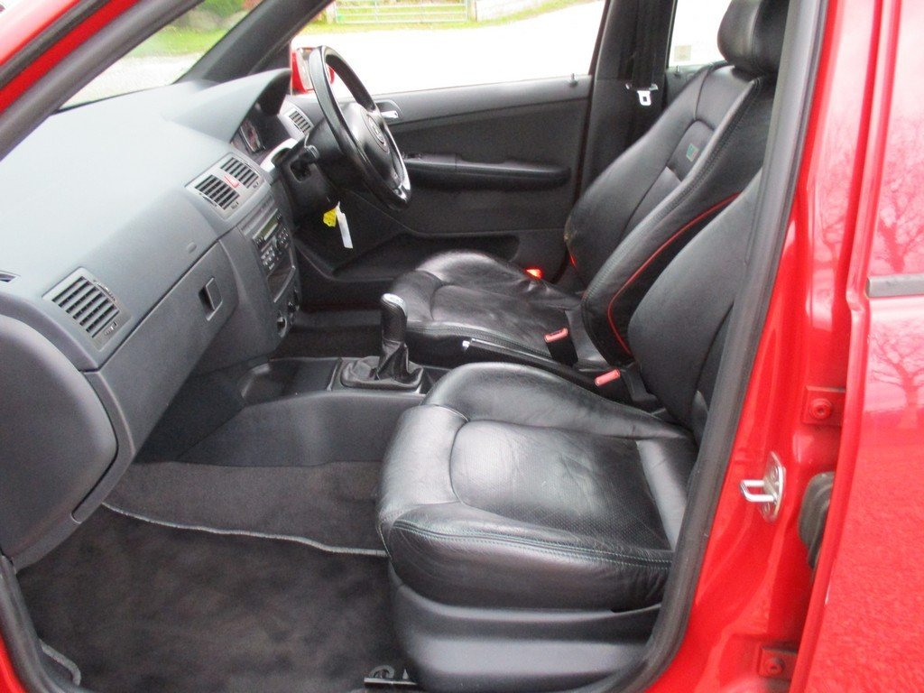 2003 SKODA FABIA 1.9 TDI VRS 83,000 MILES WITH FSH. LEATHER For Sale (picture 9 of 12)