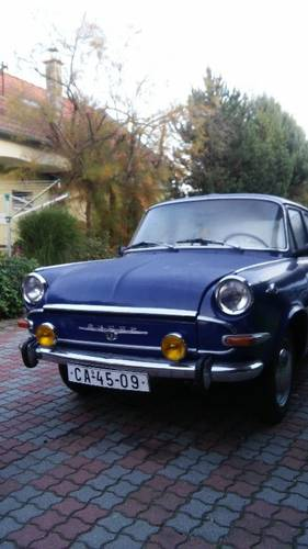 Skoda 1000, 5/1965 For Sale (picture 1 of 6)