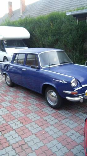 Skoda 1000, 5/1965 For Sale (picture 2 of 6)